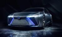 【レクサス】東京モーターショーで自動運転を見据えた最上級コンセプトカーを世界初公開