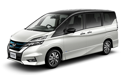 日産新型セレナe-POWER(参考出品車)