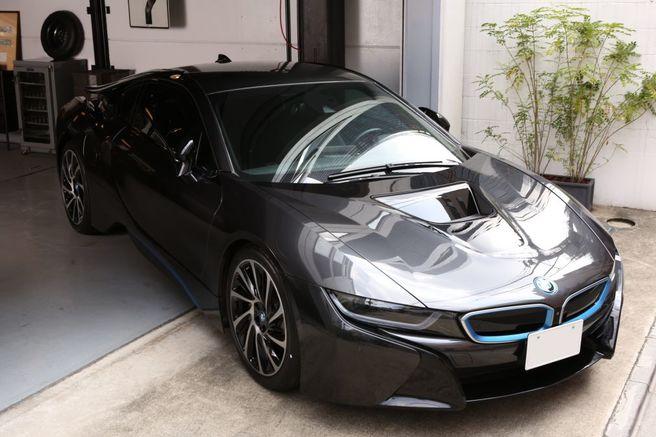平成ノブシコブシ 吉村崇 BMW i8