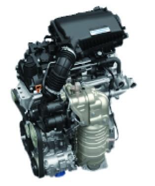 ホンダ1.5L VTEC TURBO エンジン