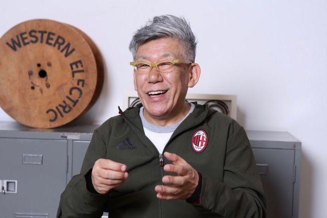 笑福亭笑瓶 アウディ A8 MOBYスペシャルインタビュー