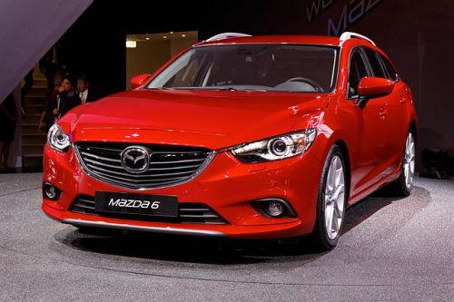 マツダ Mazda6