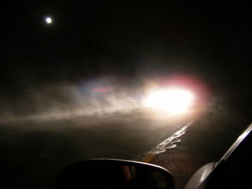 霧 フォグランプ