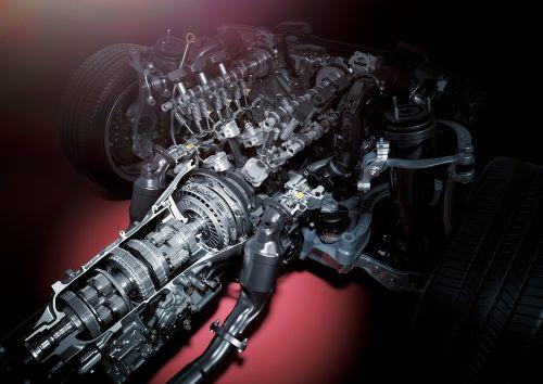 レクサスLS500 2017 ガソリンエンジン