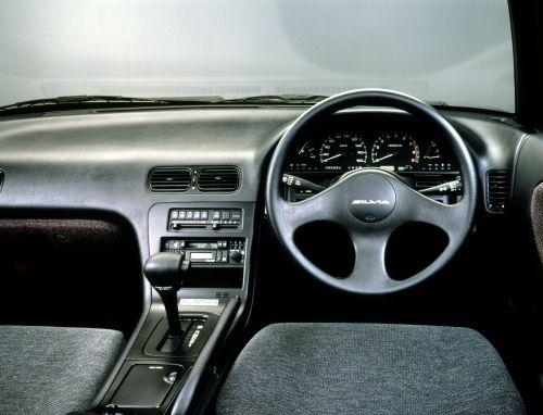 日産 シルビア S13 K's内装