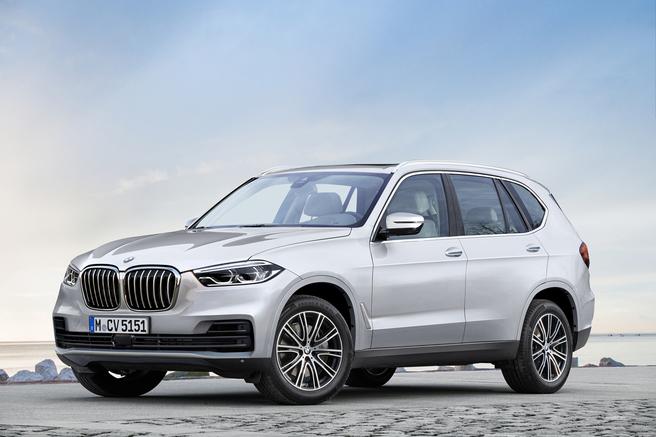 BMW 新型X5 レンダリングCG