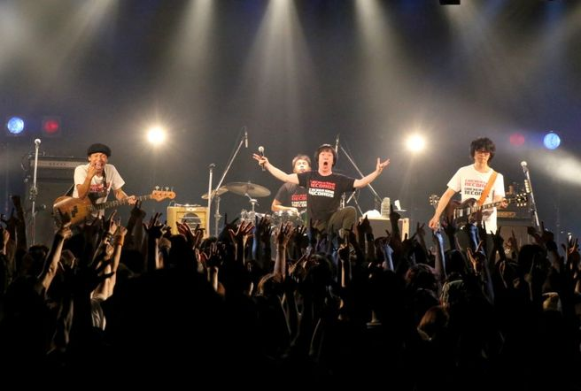 フラワーカンパニーズ ライブの様子 第5回