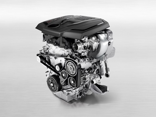 アルファロメオ ジュリア 2.0Lエンジン