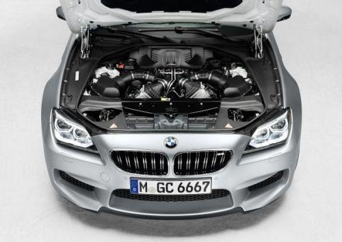 BMW M6 グランクーペ 2