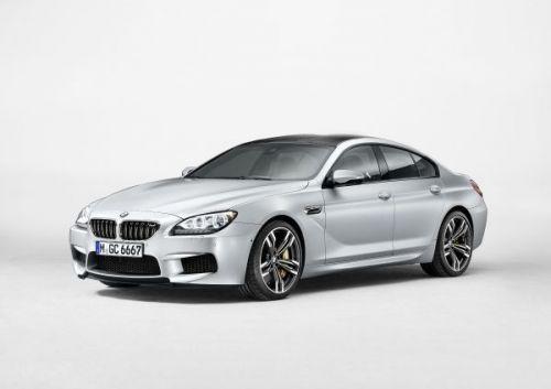 BMW M6 グランクーペ 1