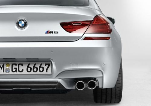 BMW M6 グランクーペ 3