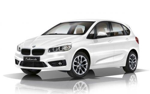 BMW 2シリーズアクティブ ツアラー 2016