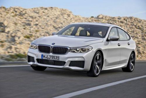 BMW 6シリーズ グランツーリスモ 2017年