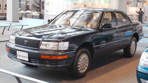 トヨタ 初代 セルシオ 外装