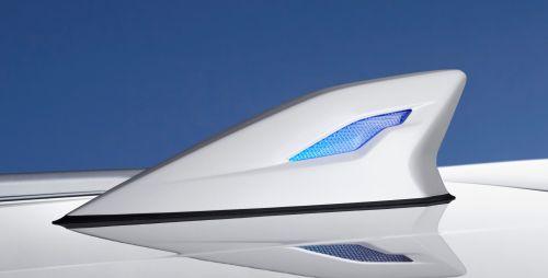 新型 カローラ フィールダー モデリスタ エアロキット LEDトップノットアンテナ