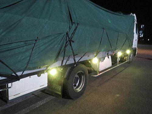 トラック サイドマーカー