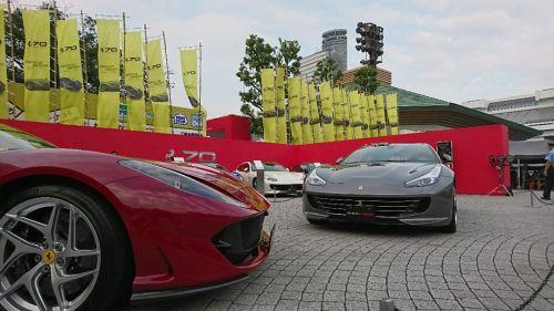 フェラーリ70周年アニバーサリー