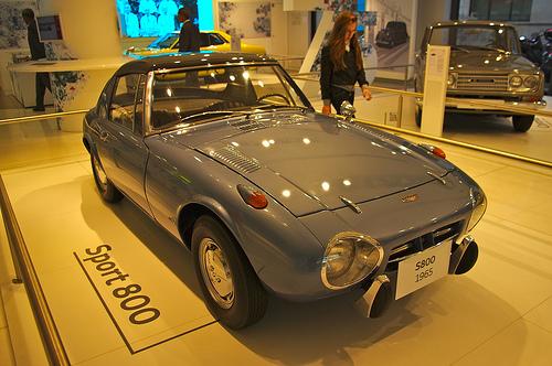 トヨタ スポーツ800 ヨタハチ 1965