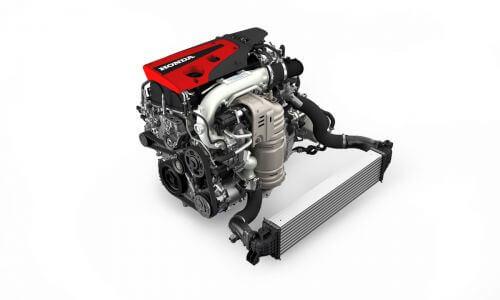 ホンダ シビックタイプR エンジン 単体 SEMAショー2017