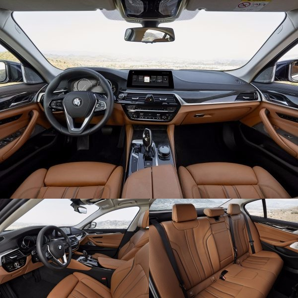 BMW 5シリーズ ラグジュアリー セダン 2016