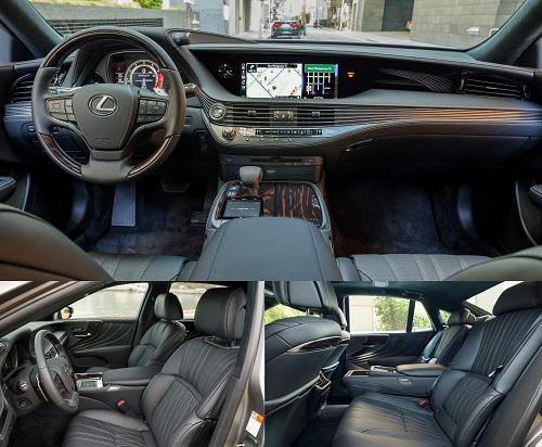 レクサス新型LS500 エグゼクティブ 2017