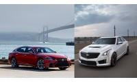 【レクサスLS vs キャデラックCTS-V】ライバル車徹底比較!