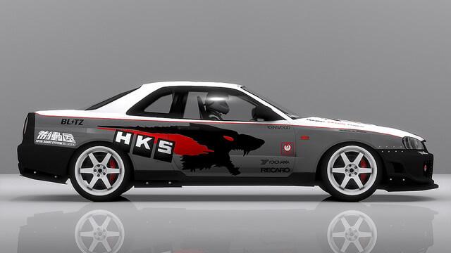 HKS カスタムカー
