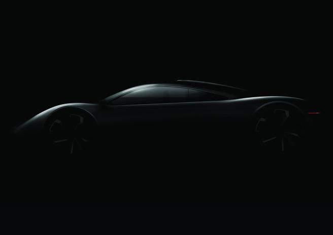 IGM スーパーカー ティザー画像