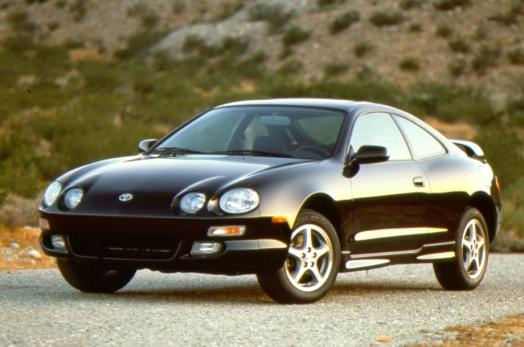 トヨタ 6代目 セリカGT 1996