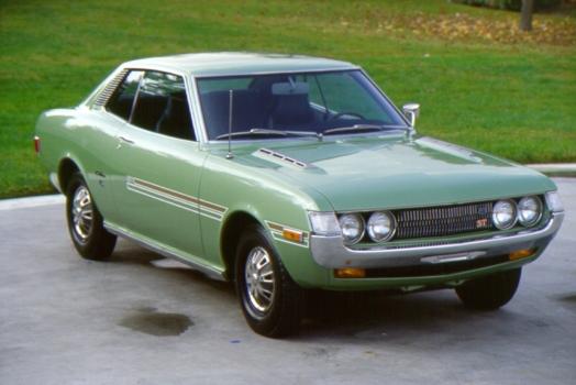 トヨタ セリカ 1971