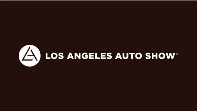 ロサンゼルスモーターショー 公式ロゴ