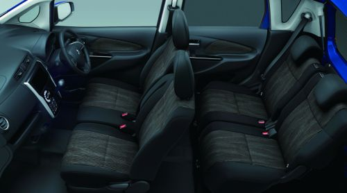 三菱 ekカスタム2017年モデル 内装