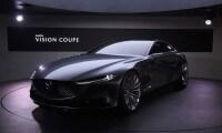 マツダ「VISION COUPE(ビジョンクーペ)」コンセプトカーの発売の可能性は?