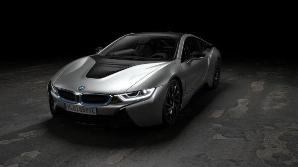 BMW 新型i8クーペ