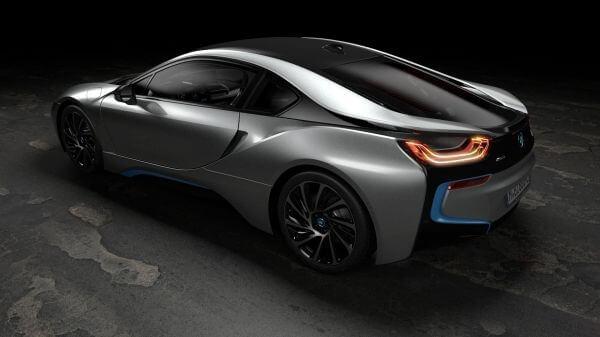 BMW 新型 i8クーペ