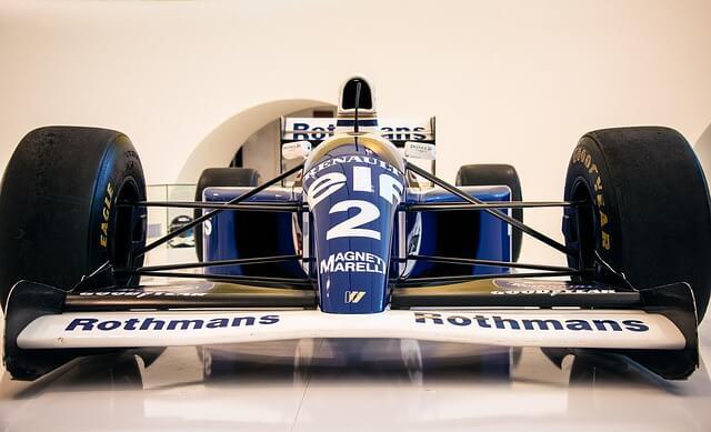F1 ウイリアムズ