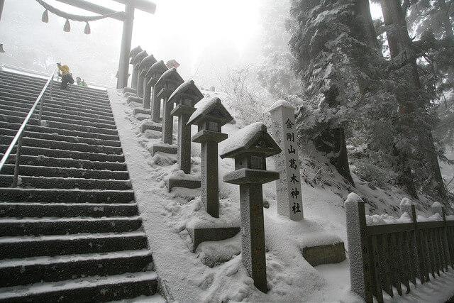 金剛山葛城神社