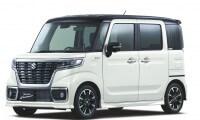 【軽トールワゴン ライバル車徹底比較】スズキ新型スペーシアカスタム VS ムーブカスタム