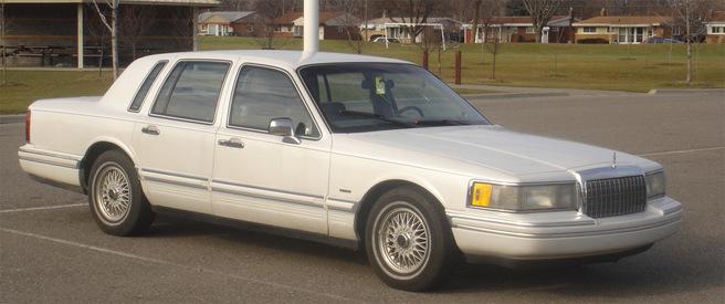 リンカーン_タウンカー-1994