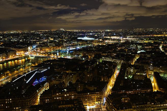 ヨーロッパ 夜景