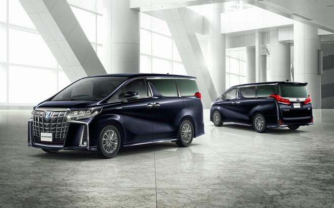 トヨタ 新型アルファード 2017 Executive LoungeS (ハイブリッド車)