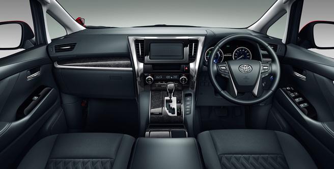 トヨタ ヴェルファイア 2018年モデル