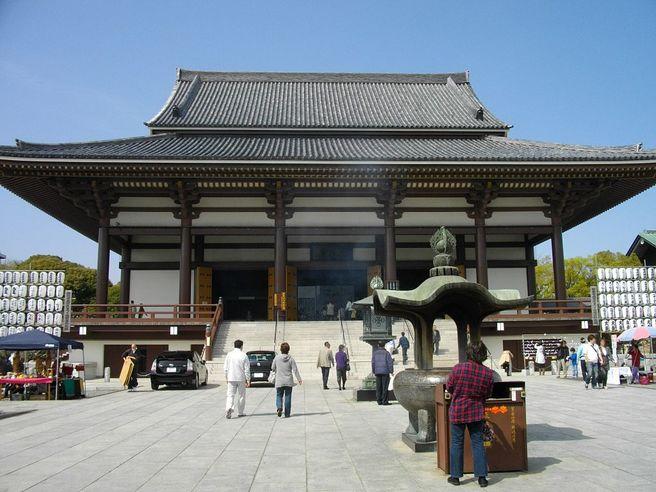 東京 寺院 西新井大師