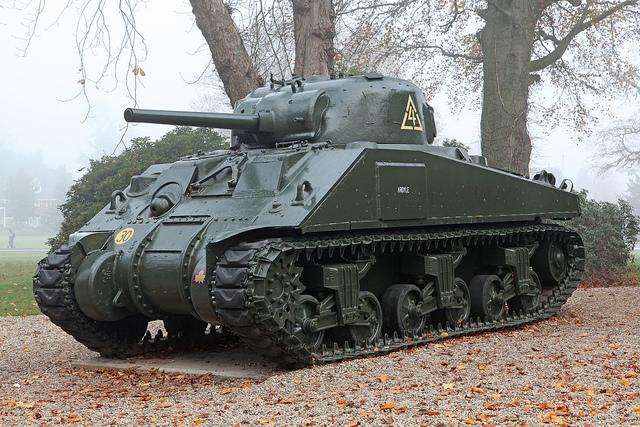 戦車 M4シャーマン 75mm砲搭載型