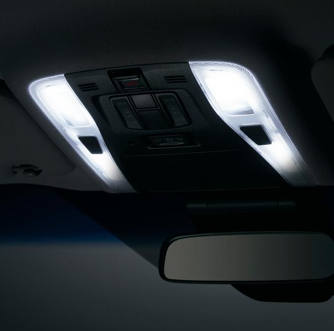 トヨタ アルファード モデリスタ LEDルームランプ 面発光タイプ
