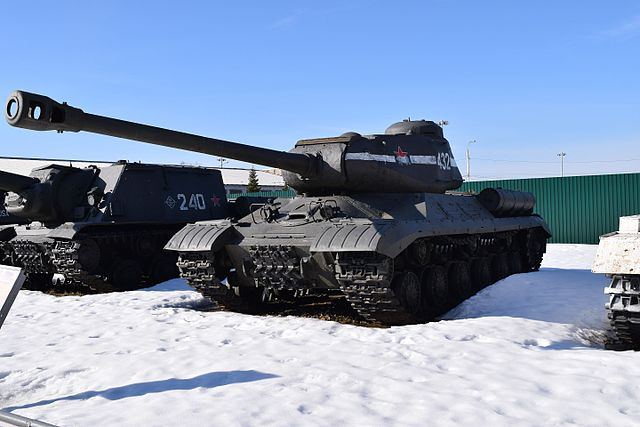 戦車 IS-2