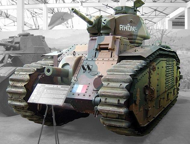 戦車 B1bis