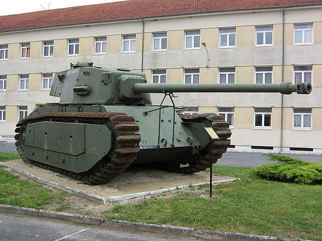 戦車 ARL44