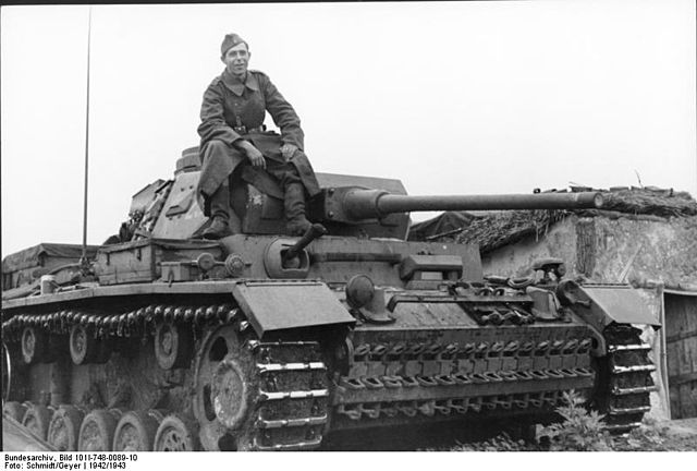 戦車 Ⅲ号戦車J型