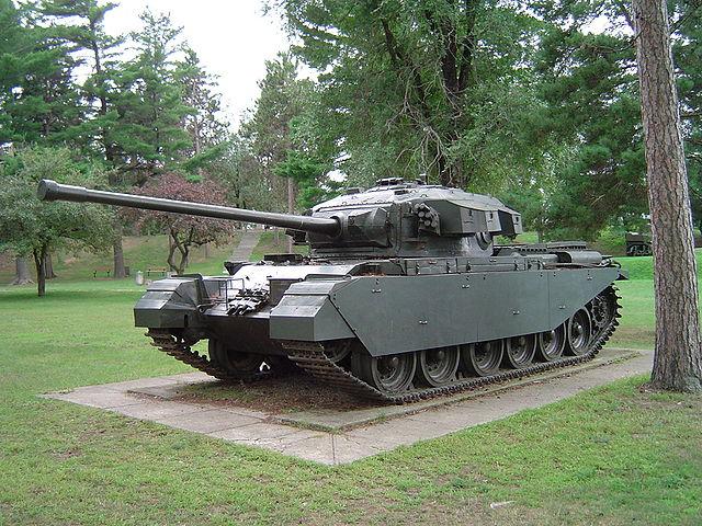 戦車 巡航戦車A41センチュリオン